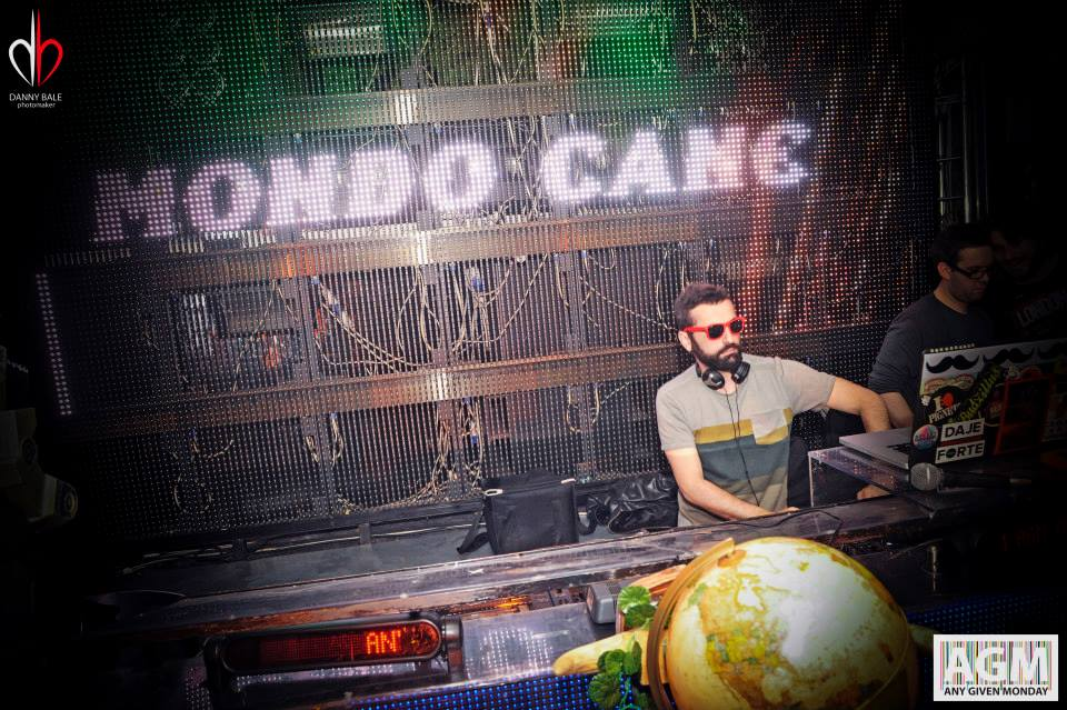Gadjo d'Rome 2.0  – Puntata 4.1 – Mondo Beat Mix Tape