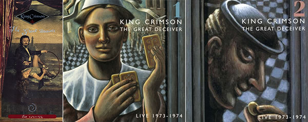 Live in Cambogia King Crimson