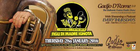 Gadjo D'Rome 2.0 puntata 5.09 – 28 gennaio 2016 – Figli Di Madre Ignota