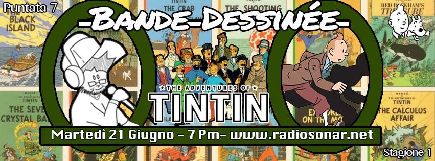 Bande Dessinée - 1.7 - Tintin