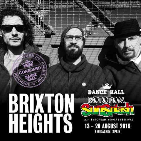 brixton heights crew @ rototom