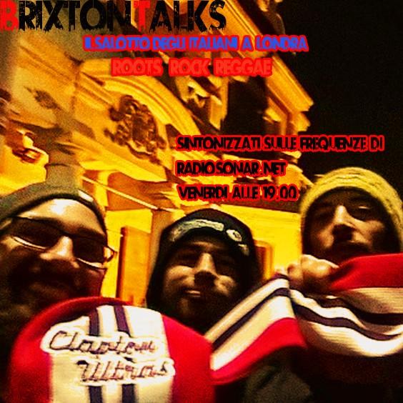 Brixton Talks 1.6 – 23 dicembre 2016