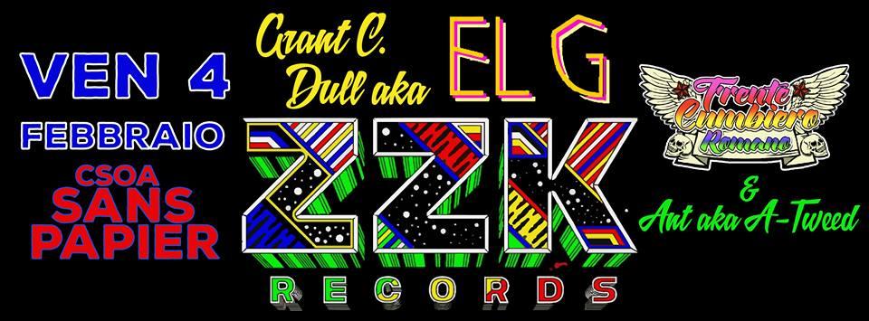 Intervista a Grant C Dull della ZZK Records su  Onda Rossa