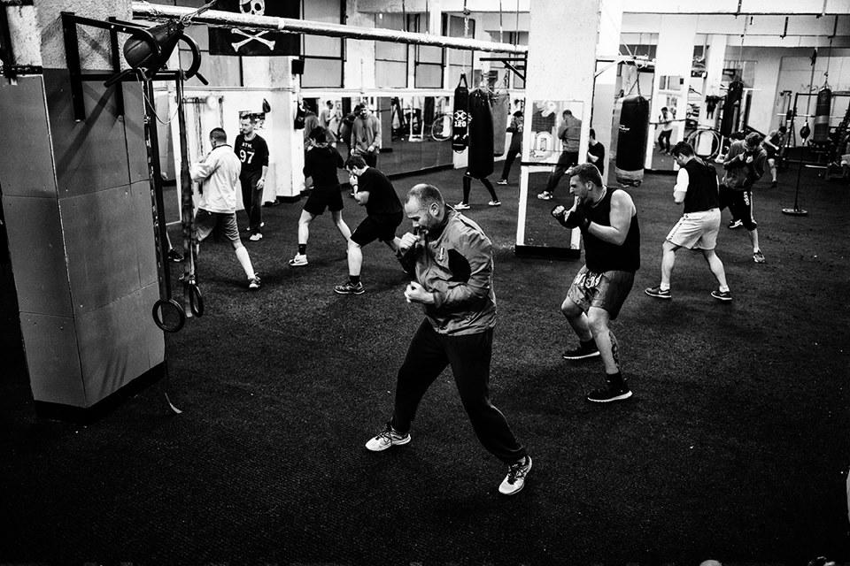 Silvano Setaro racconta l'esperienza della Quadraro Gym