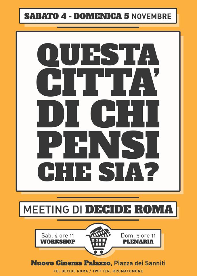 decide roma