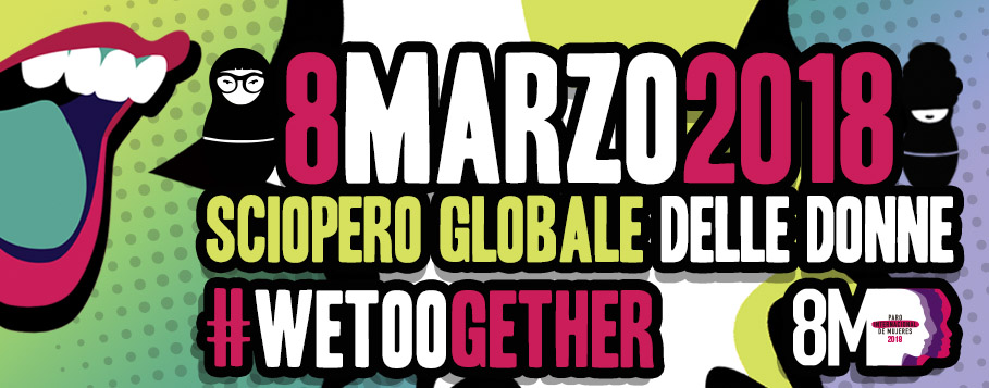 8-Marzo-2018-Sciopero-globale-delle-donne-#WeToogether