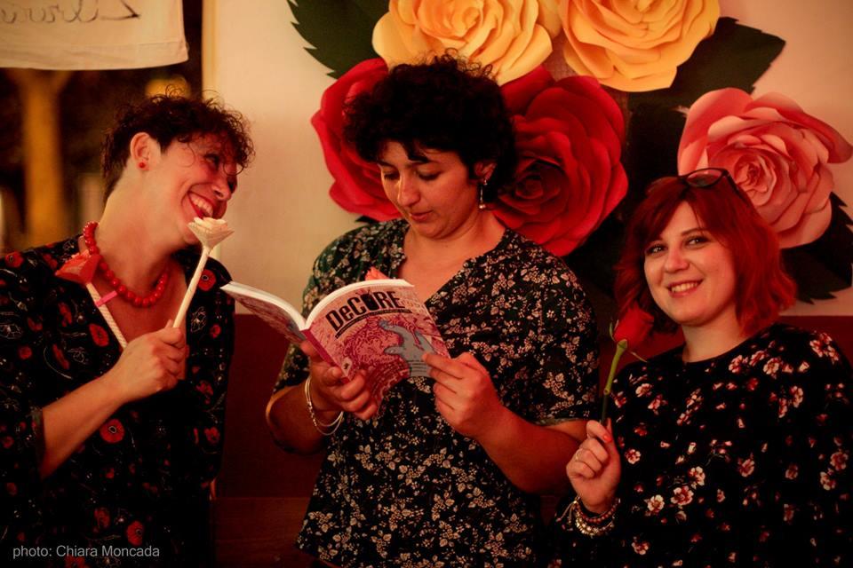"""Book&Roses: Il Cubo Libro presenta le Edizioni Il Galeone e """"Decore"""""""