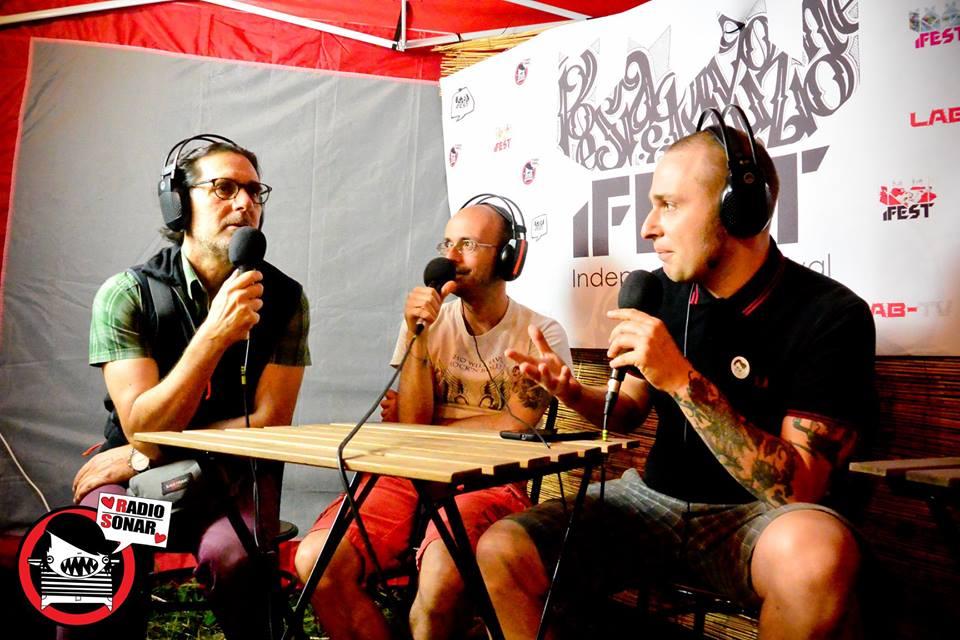 I Fest 2018 - Razzismo di Stato, Banda popolare di Testaccio e Paolo Fresu in The Devil Quartet