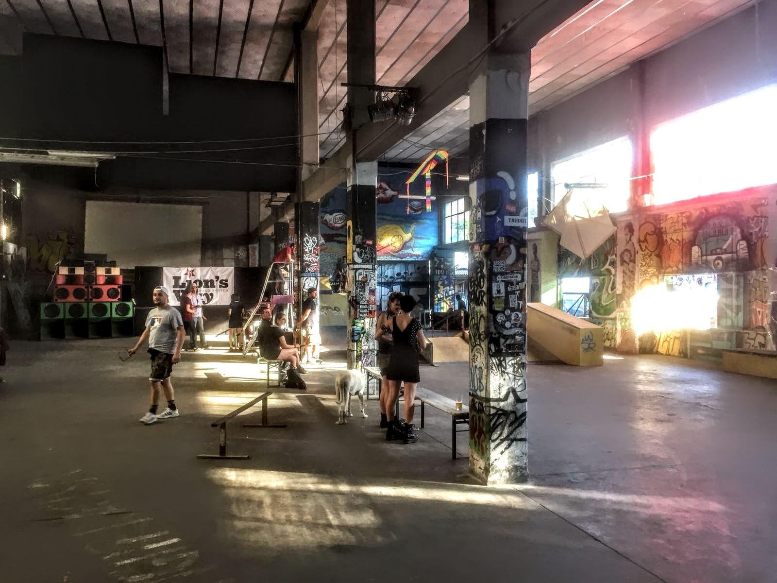 Street Culture @ Strike Spa