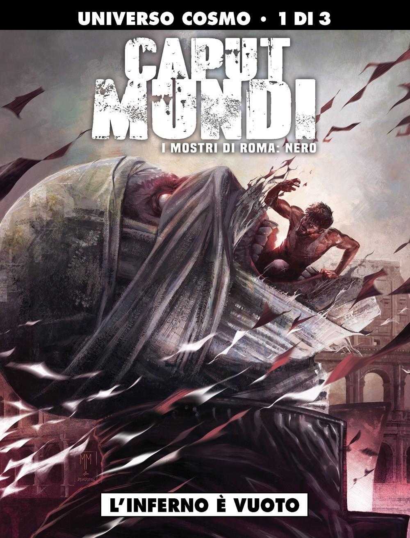 Bande Dessinée 4.03 – Caput Mundi: Nero