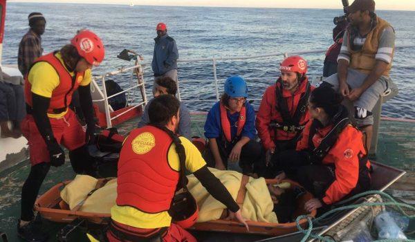 """Mare Ionio sulla questione """"Nuestra Madre de Loreto"""""""