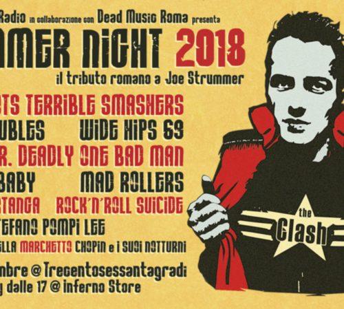 Search & Destroy Radio 6.08 – Strummer Night 2018 Intro!