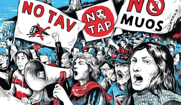 #8D – Manifestazione #notav #notap #nomuos