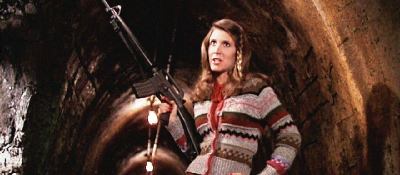 Carrie Fisher: La principessa e la rivoluzione