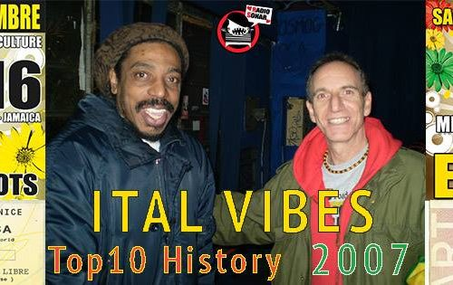 Ital vibes 2007