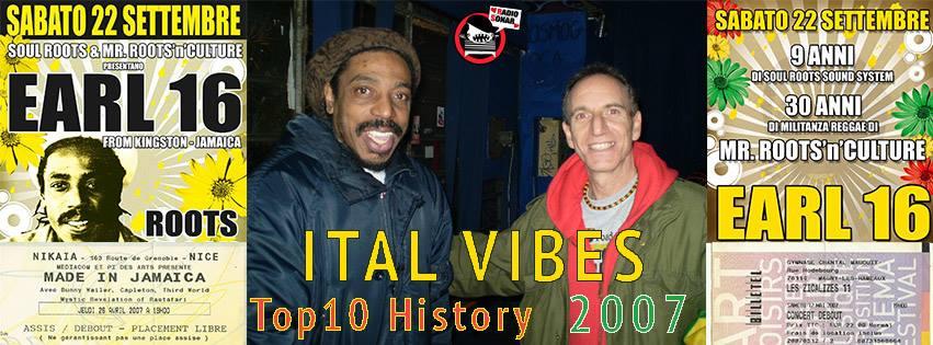 Ital vibes 2007