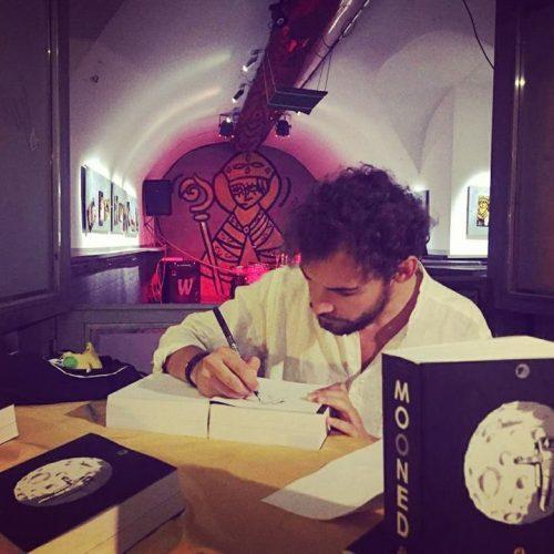 Bande Dessinée 4.12 – Intervista a Lorenzo Palloni