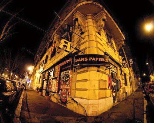 Guida alle città ribelli – Csoa Sans Papiers!