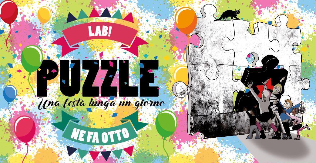 Lab Puzzle ne fa otto!