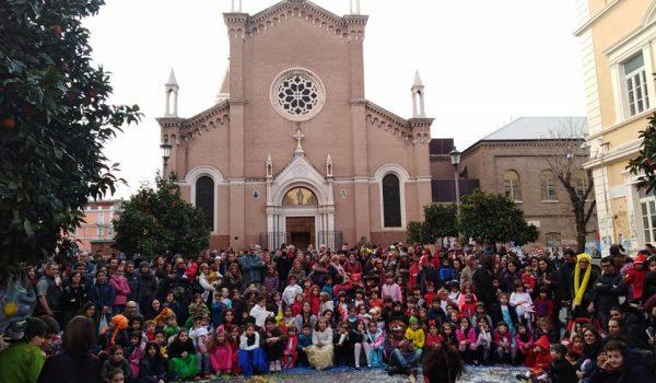Carnevale Popolare di San Lorenzo – Le voci dal corteo delle maschere