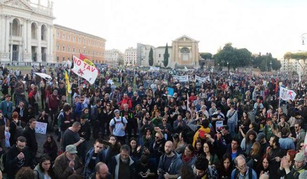 #23M Marcia per il Clima e Contro le Grandi Opere Inutili