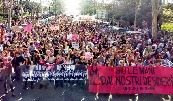 Verona Città Transfemminista #AgitazionePermanente