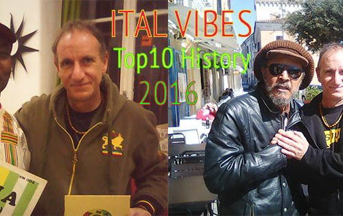 Ital Vibes Top History 3.18 – 2016