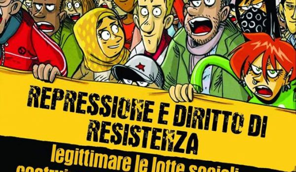 Repressione e diritto di resistenza: costruire un movimento antipenale