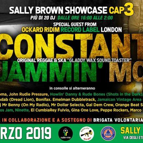 Constant Jammin MC