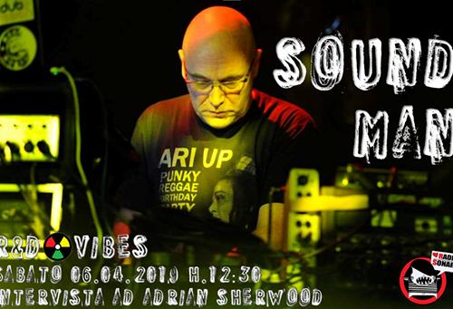 R&D Vibes 3.22 – Sound Man Adrian Sherwood Interview
