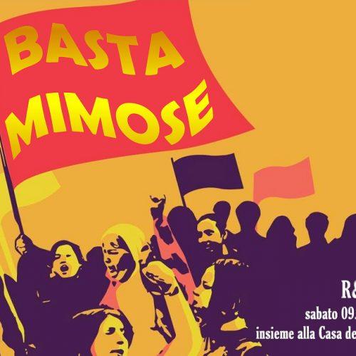 R&D Vibes 3.18 – Basta Mimose con Casa delle Donne Lecce