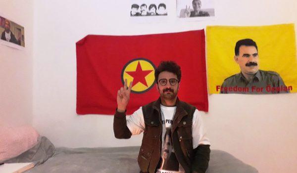 Erol, in sciopero della fame contro l'isolamento di Ocalan