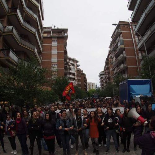 Chikama 2.14 – L'onda antifascista