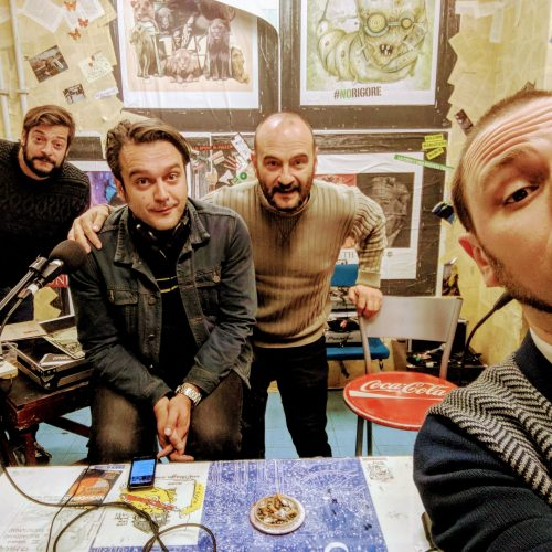 Search & Destroy Radio 6.21 – Freddie Koratella Eroe dei due Mondi feat. Mr. Deadly One Bad Man