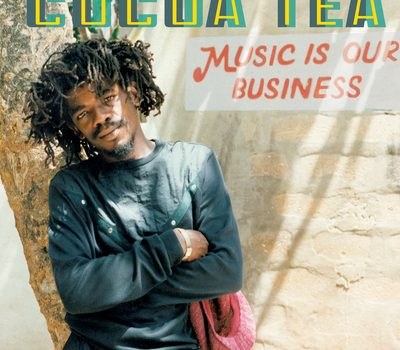 Cocoa Tea – Music is our business (VP RECORDS, 2019)