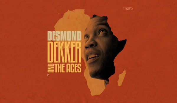 Desmond Dekker And The Aces ‎– Pretty Africa (Trojan Records, 2019)