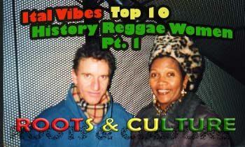 Ital Vibes 3.25 – History Reggae Women pt 1