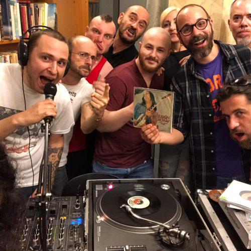 Search & Destroy Radio + 90 Minuti per Morire + La Discoteca del Diavolo: Closing Party!