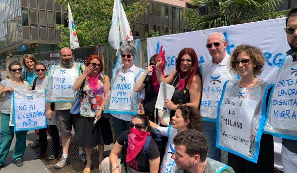 Vertenza Arca: la lotta contro i licenziamenti collettivi