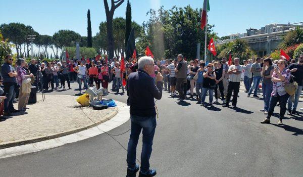 Roma Non Si Chiude: oggi manifestazione alla Regione Lazio