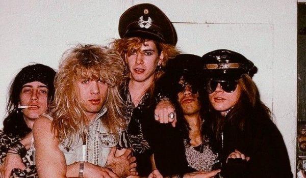 21 Luglio 1987: Segna l'uscita di Appetite for Destruction