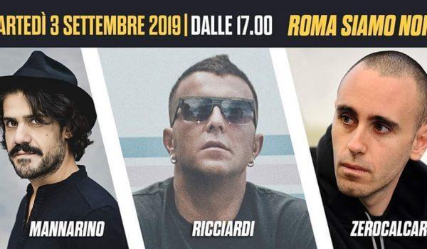 Roma Siamo Noi! a San Basilio il riscatto delle periferie
