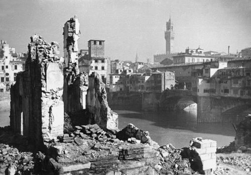 Guida alle città Ribelli – Firenze: Il primo caduto, Il CTLN e Ponte Vecchio