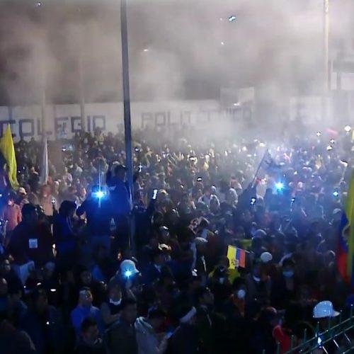 Giovani sull'orlo di una crisi 2.03 – Ecuador e manifestazioni diritto all'abitare Roma