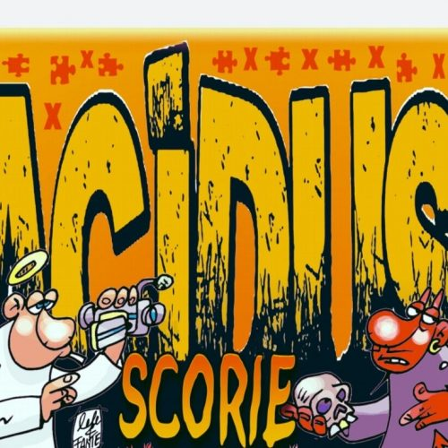 Acidus – Scorie 1.04 – Cinecocomero