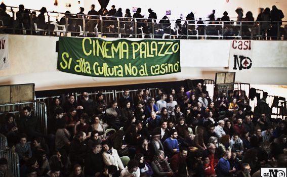 Il Nuovo Cinema Palazzo Resiste!