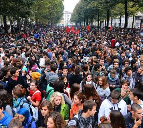 Giovani sull'orlo di una crisi 2.02 – La rottura del sistema