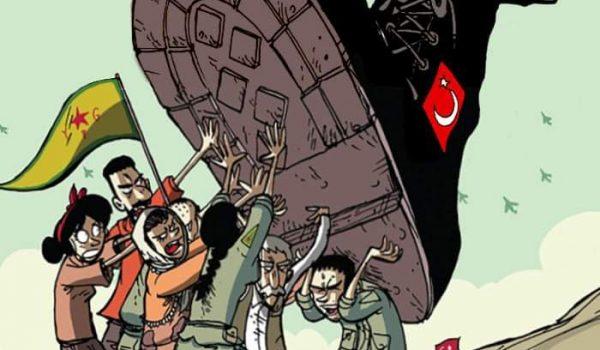 La Turchia sta per invadere il Rojava e la Siria del Nord