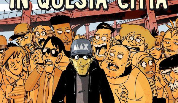 Nuovo singolo di Max Pezzali: In questa città