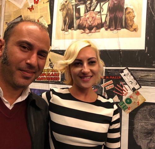 Cinderella's Show 1.05 – Intervista a Marco De Annuntiis